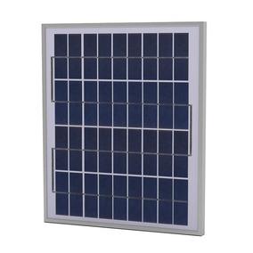 Panel Solar Policristalino 12v 10w Battery Master