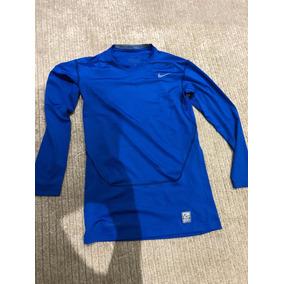 2e6d74c566 Camisa Nike Pro Combat Térmica Manga Longa Compression Preta ...