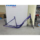 Quadro Bicicleta Triciclo Dream Bike Deluxe Lilás