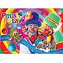 Painel Festa Infantil 2 X 1m,patati Patata Banner Infantil