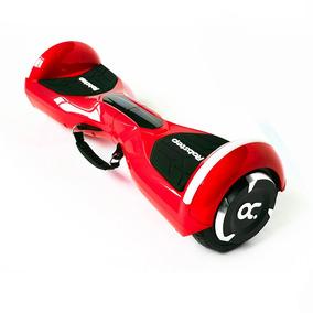 Skate Elétrico Hoverboard Dropboards Robstep - Vermelho