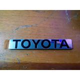Emblema Maleta Toyota Corolla Avila Araya Sky Starlet Nuevo