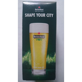 Vaso Cerveza Heineken Shane Your City 25 Cl