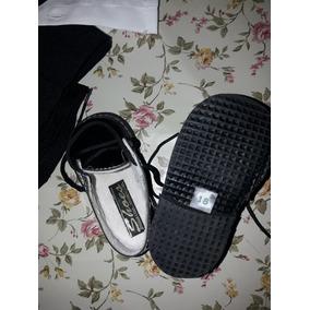 Traje D Bautismo Talle 3 Y Zapatos Nro 18 Un Solo Uso!!!