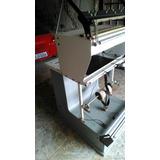 Máquina De Fabricar Sacolas E Sacos De Lixo Com Tonio De Se