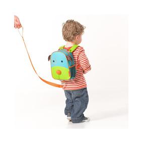 Mochila Skip Hop Cachorro Pequena C/ Alça P/ Puxar A Criança