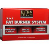 Quemador De Grasas De Ultra Tech Fat Burner 3 En 1