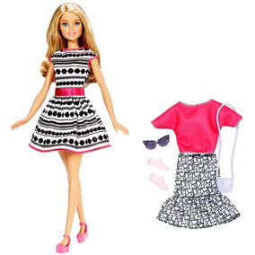 Barbie Muñeca Y Modita Tienda Oficial