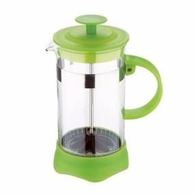 Cafetera Embolo 350ml Pl Verde