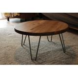 modernas mesas ratonas redondas