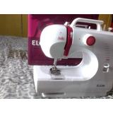 Máquina De Costura Elgin Bella 6pontos+caseado
