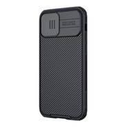 Capa Case Nillkin Camshield Pro - iPhone 12 / 12 Pro (6.1)
