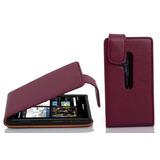 Cadorabo - Flip Style Case Para Nokia Lumia 800 - Shell Etu