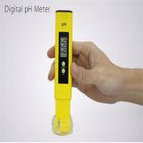 Medidor Digital Ph Agua Probador Hidroponia Cultivo Portatil