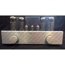 Amplificador Stereo Integrado Valvulado Cayin La-34 Hi-end