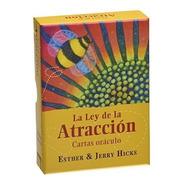 Ley De La Atracción Cartas Oráculo, Hicks, Tredaniel