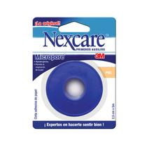 Cinta Micropore Piel Primeros Auxilios Curacion Nexcare 3m