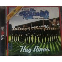 Cd Banda El Recodo Hay Amor