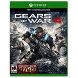 Gears Of War 4 Xbox One Edicion Standar Español