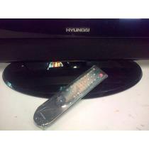 Control De Tv Hyundai Modelo Hlcd3280 Y Hylcd422