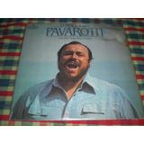 Luciano Pavarotti / O Sole Mio - Vinilo Usa Insert