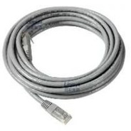 Cable Utp C/bota 7.5mts (25ft)gris
