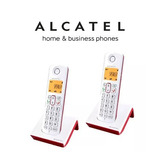 Alcatel S250 Inalambrico Duo Doble Base Manos Libres Memor