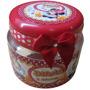 20 Potinhos De Papinha Personalizados Minnie Vermelha. Minie