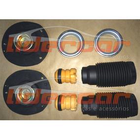 Kit De Amortecedor Dianteiro Peugeot 206 207 1.4 1.6 2 Lados