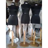 Maniquie De Alta Costura Modelo Dama Normal