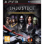 Injustice Ultimate Edition Ps3 Oferta