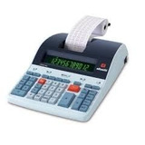 Calculadora Ticket Impresora Logos 802 Professional Olivetti