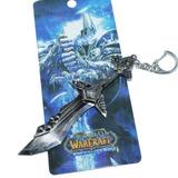 World Of Warcraft Espada Broad Sword Metal 11cm