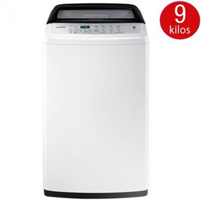 Lavadora Automática Samsung Wa90h4400sw/zs 9 Kilos