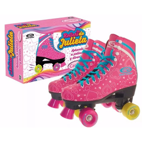 Patines Rollers Julieta Artisticos Talle 38 Orig. Cariñito