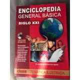 Enciclopedia General Básica Escolar Y Liceal