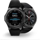 Samsung Gear S3 Frontier Sm-r760 Correa Silicona Smartwatch