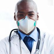 Kit 5 Máscaras N95 Proteção Respiratória Pff2 Regulável