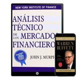 Análisis Técnico Mercados Financieros 35 Libros - Digital