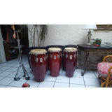 Precioso Set De Percusiones Marca Toca Percussions