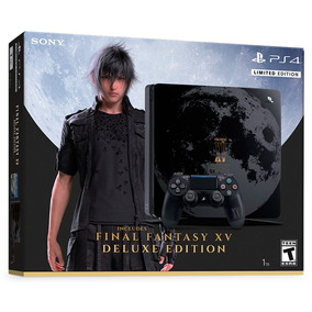 Playstation4 Ps4 Final Fantasy Xv 1tb P/ Entrega
