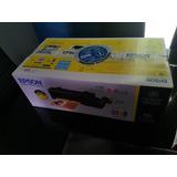 Impresora Epson L120 Con Sistema Continuo Incluido Y Envio G