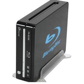 Unidad Blu Ray Dvd Copiadora Plextor Usb 2.0 Externa