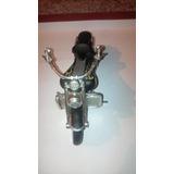 Moto Harley Mini De Coleccion