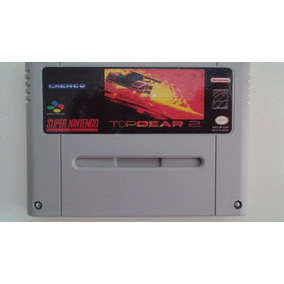 Top Gear 2 - Super Nintendo