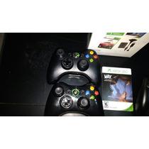 Control Xbox 360 Seminuevo Con Dpad Carga Y Juega Originales