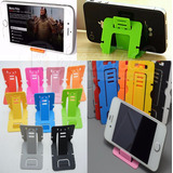Apoya Celulares Tarjeta Practico Colores Iphone Samsung Moto