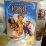 Dvd José O Rei Dos Sonhos