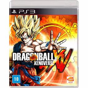 Dragon Ball Xenoverse - Ps3 - Novo - Mídia Física