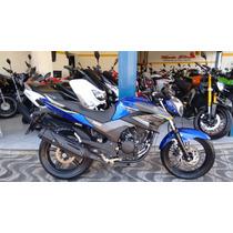 Yamaha Fazer 250 2017 Bueflex 618 Km Moto Slink